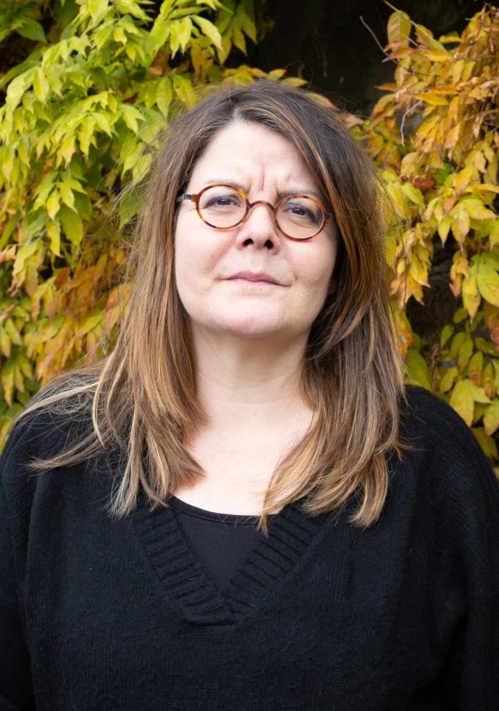 Alexandra Melchior, candidate à la municipalité de Vevey