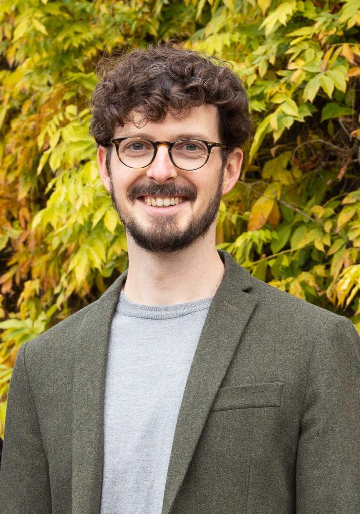 Antoine Dormond, candidat à la municipalité de Vevey