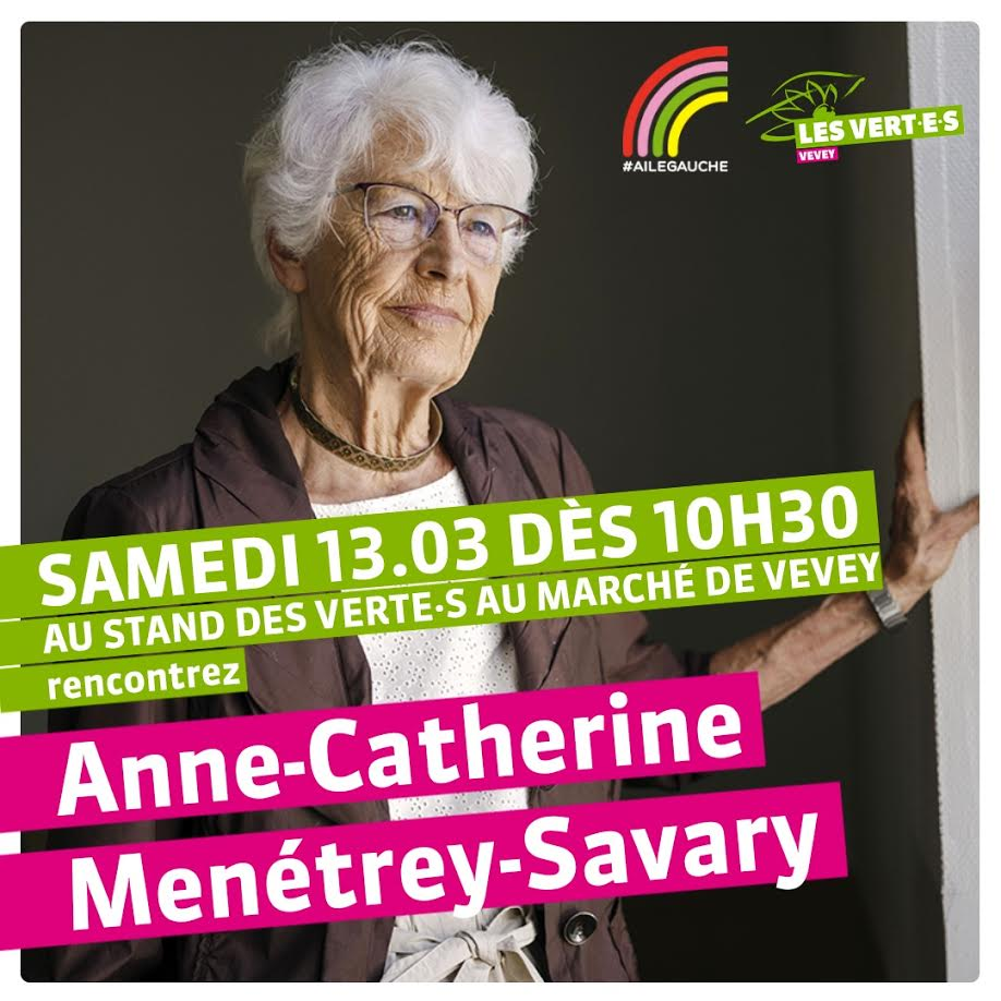 Anne Catherine Ménetrey-Savary